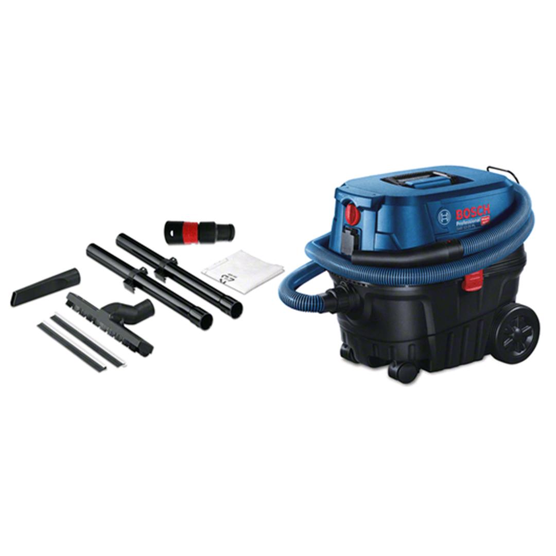 Aspirador Solidos e Liquidos 1350w 25L GAS 12-25PL Bosch 060197C1E0 (220v)