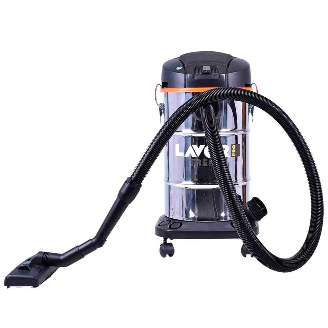 Aspirador De Po 1400w 30l Inox Lavor Trenta X (220v)