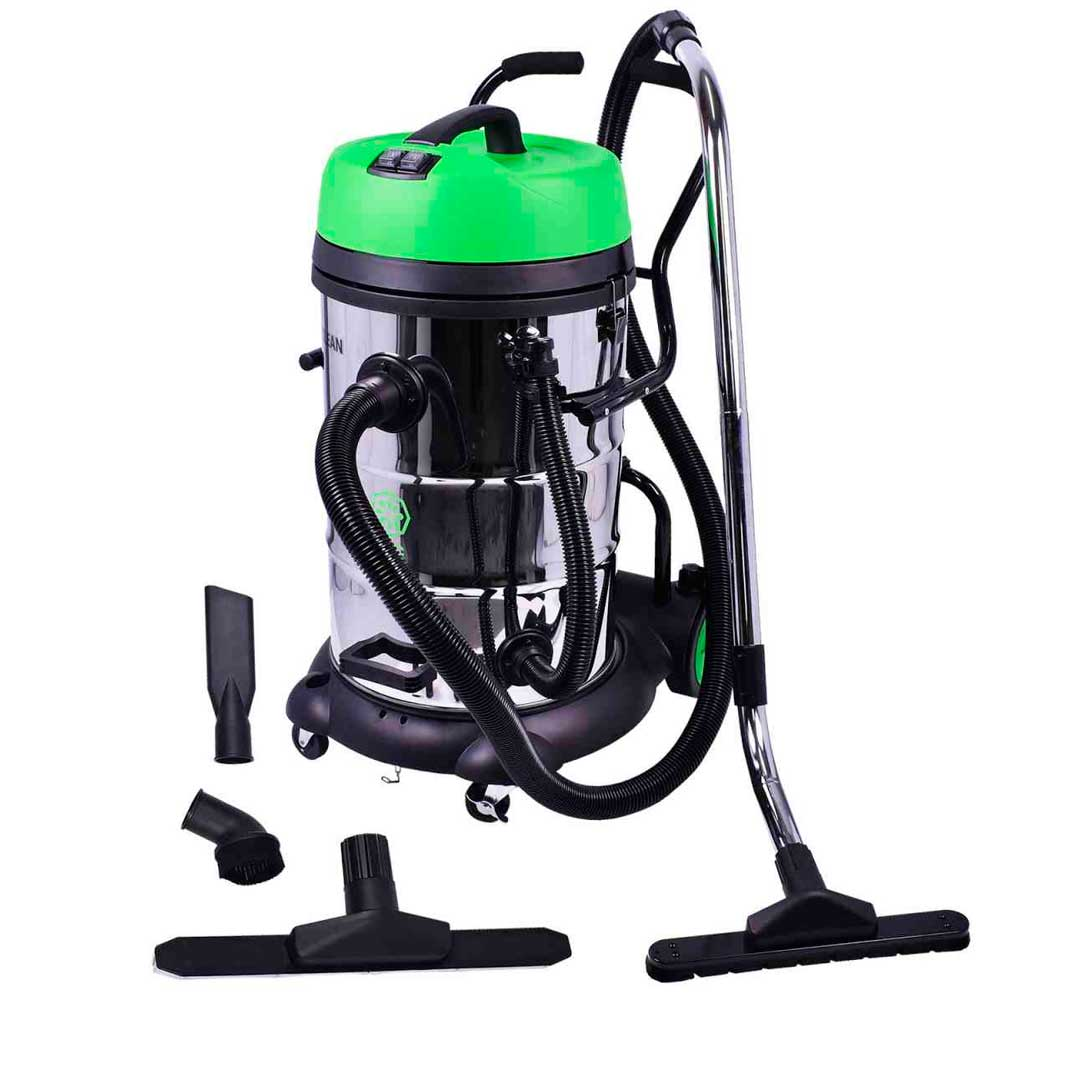 Aspirador De Po 2400w 75l Inox IPC Brasil Hiper Clean AA275 (220v)