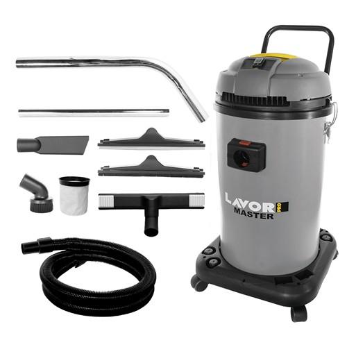 Aspirador Solidos e Liquidos 2800w 65l Lavor Master 2.65 (220v)