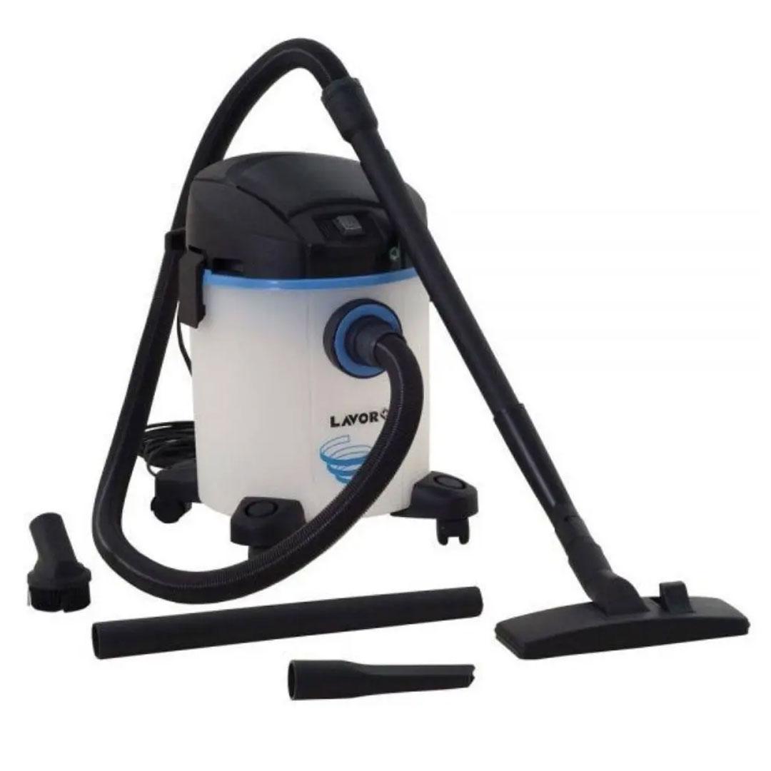 Aspirador Solidos e Liquidos 1500W 21L H2O Ciclone Lavor 220V com Filtro a Água