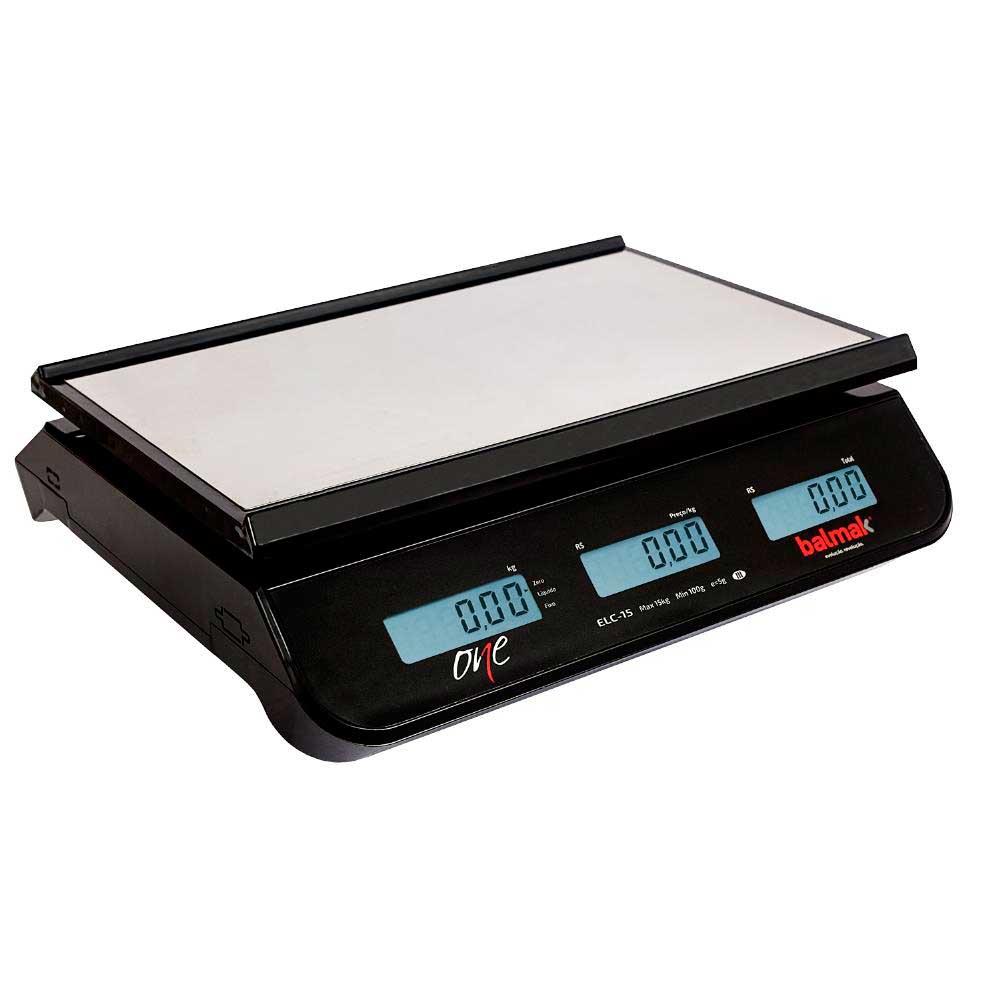 Balança Digital Pesadora Balmak 10kG - Elpn-10P