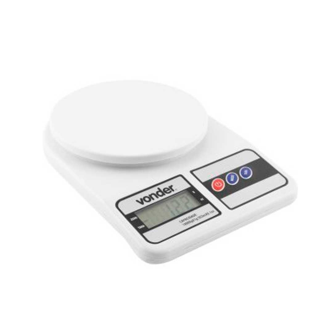 Balanca Precisao Digital 10 Kg Vonder - 38 85 001 010