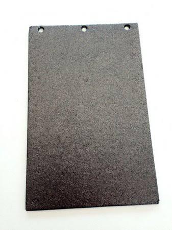 Base Feltro Grafitado Lixadeira Cinta Makita 105x165mm