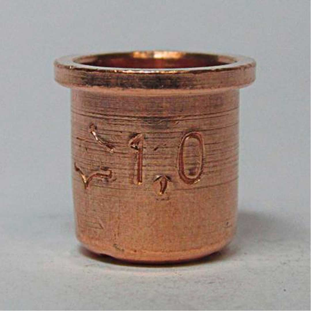 Bico De Corte Plasma Sumig Curto 1,0mm 07.002.019