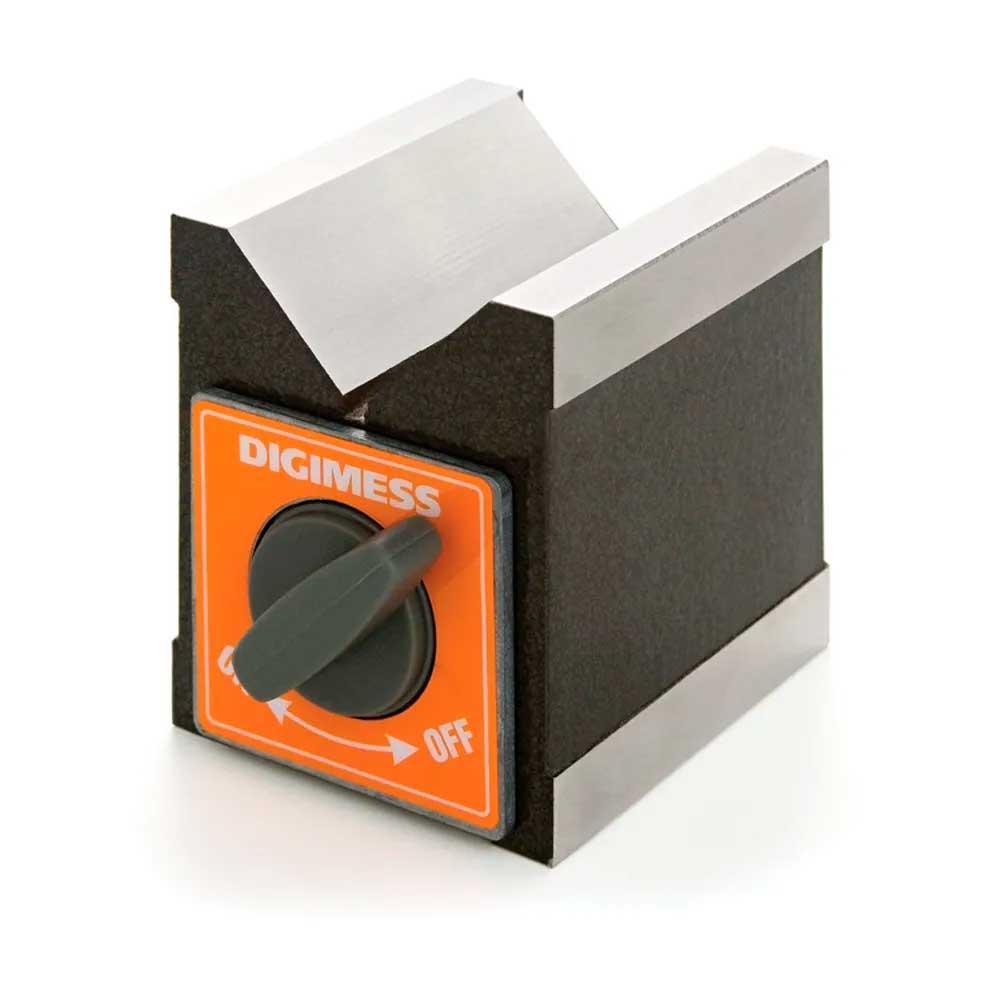 Bloco em V Magnético 70x60x72mm Digimess 310.102