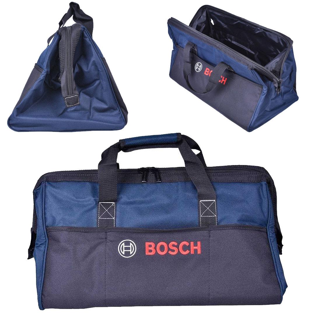 Bolsa Grande em Nylon p/ Ferramentas Bosch Softbag 1619BZ0100