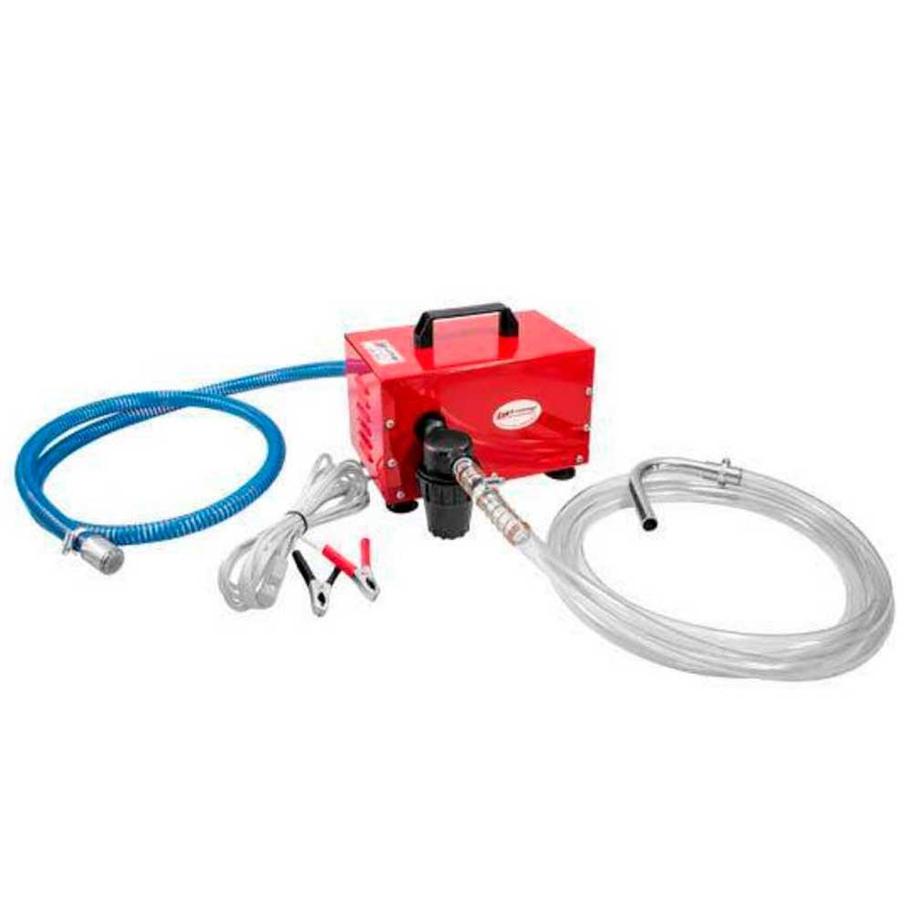 Bomba Eletrica de Engrenagem para Oleo  Diesel LUB 2003 12V - Lumagi