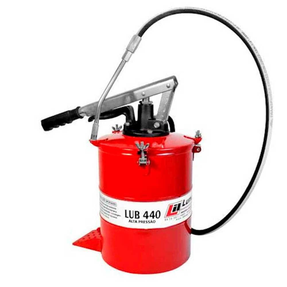 Bomba Manual com Compactador 8KG - LUB440 - - LUMAGI