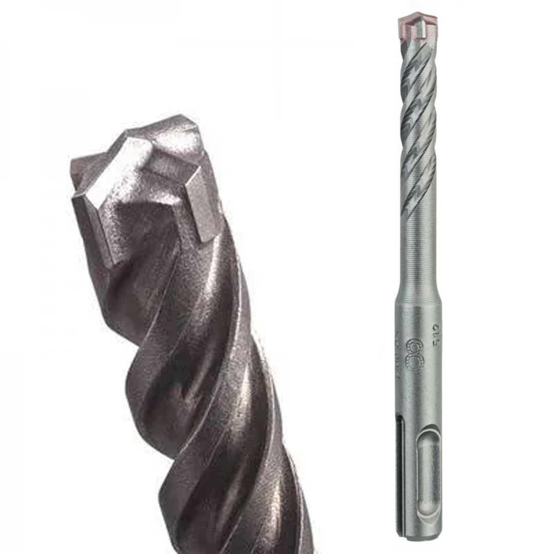 Broca Martelete para Concreto SDS PLUS-5X 10mm x 200/260mm BOSCH 2608833800