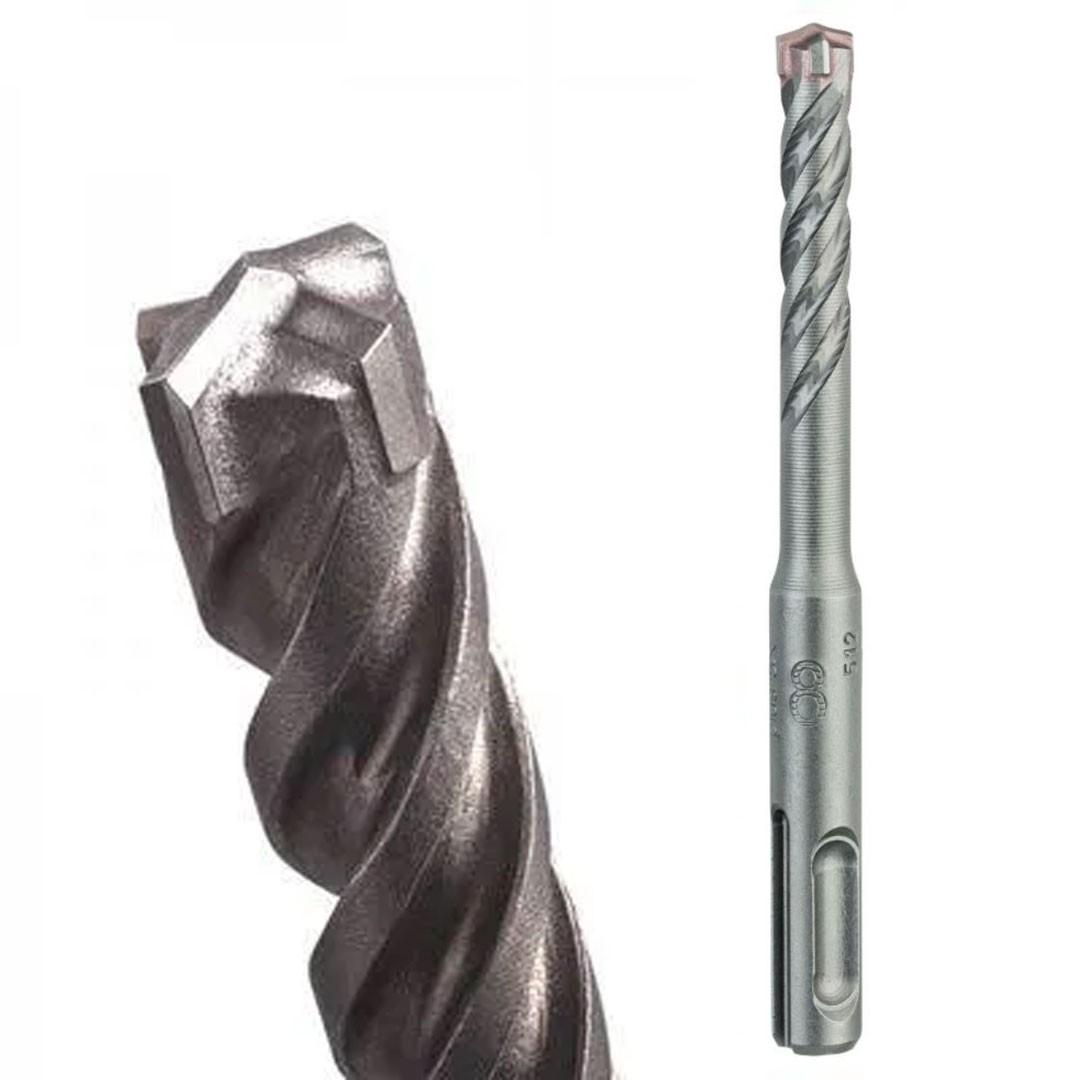 Broca Martelete para Concreto SDS PLUS-5x 12mm x 400/450mm BOSCH 2608833812