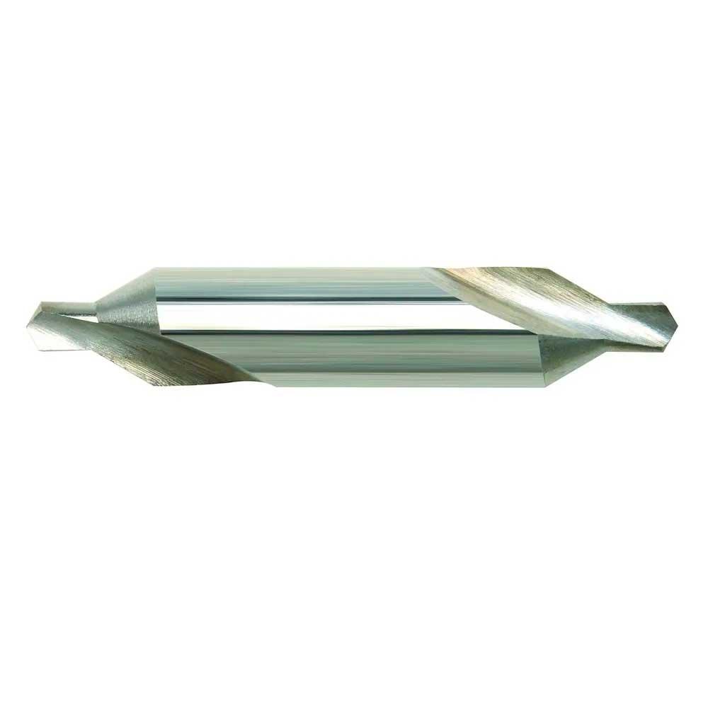 Broca para Centrar em Aço Rápido (HSS) 5,00 x 12,5mm Ref. 333A Rocast 09,0006