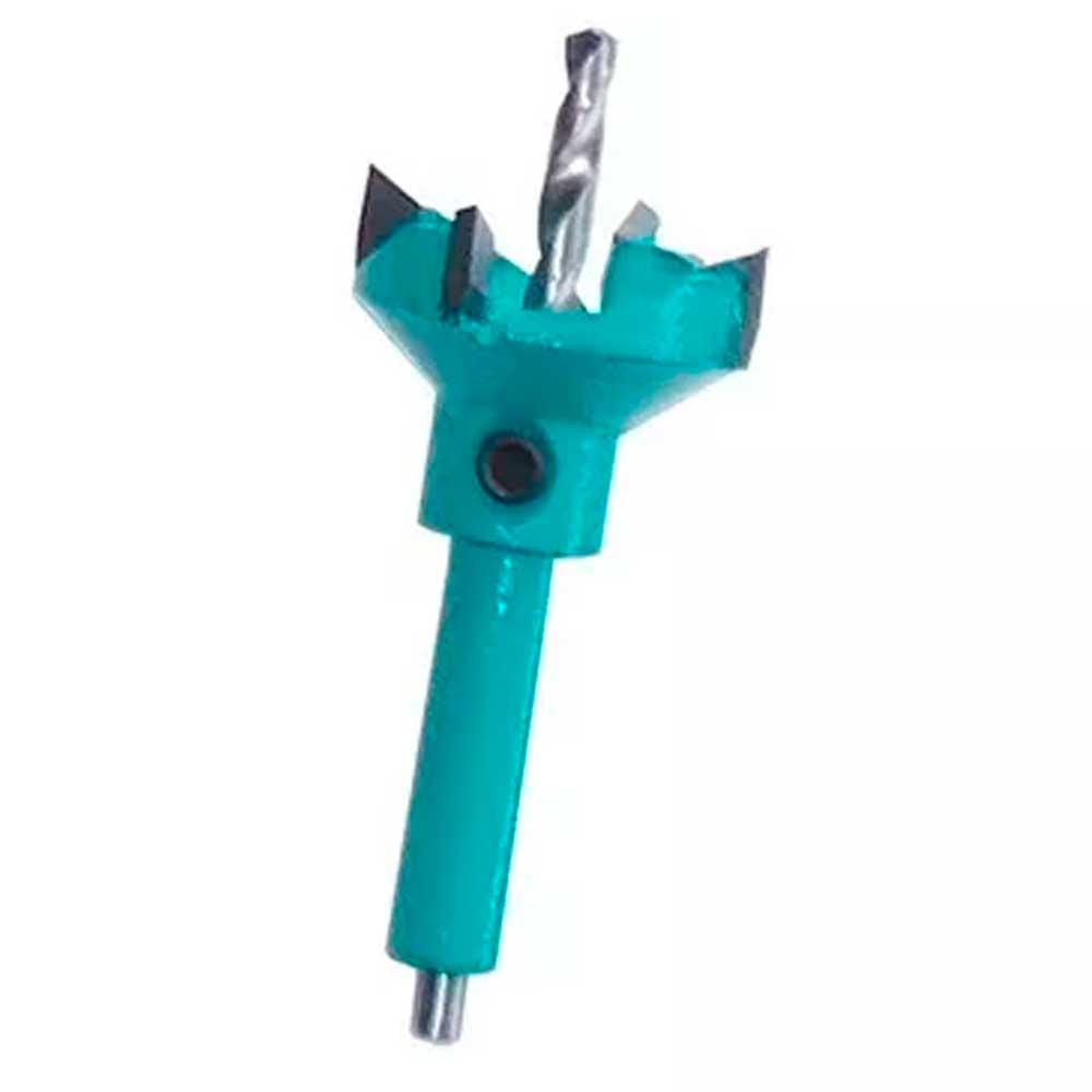 Broca Para Perfil De Alumínio (tipo Caneca) Dobradiça 35mm