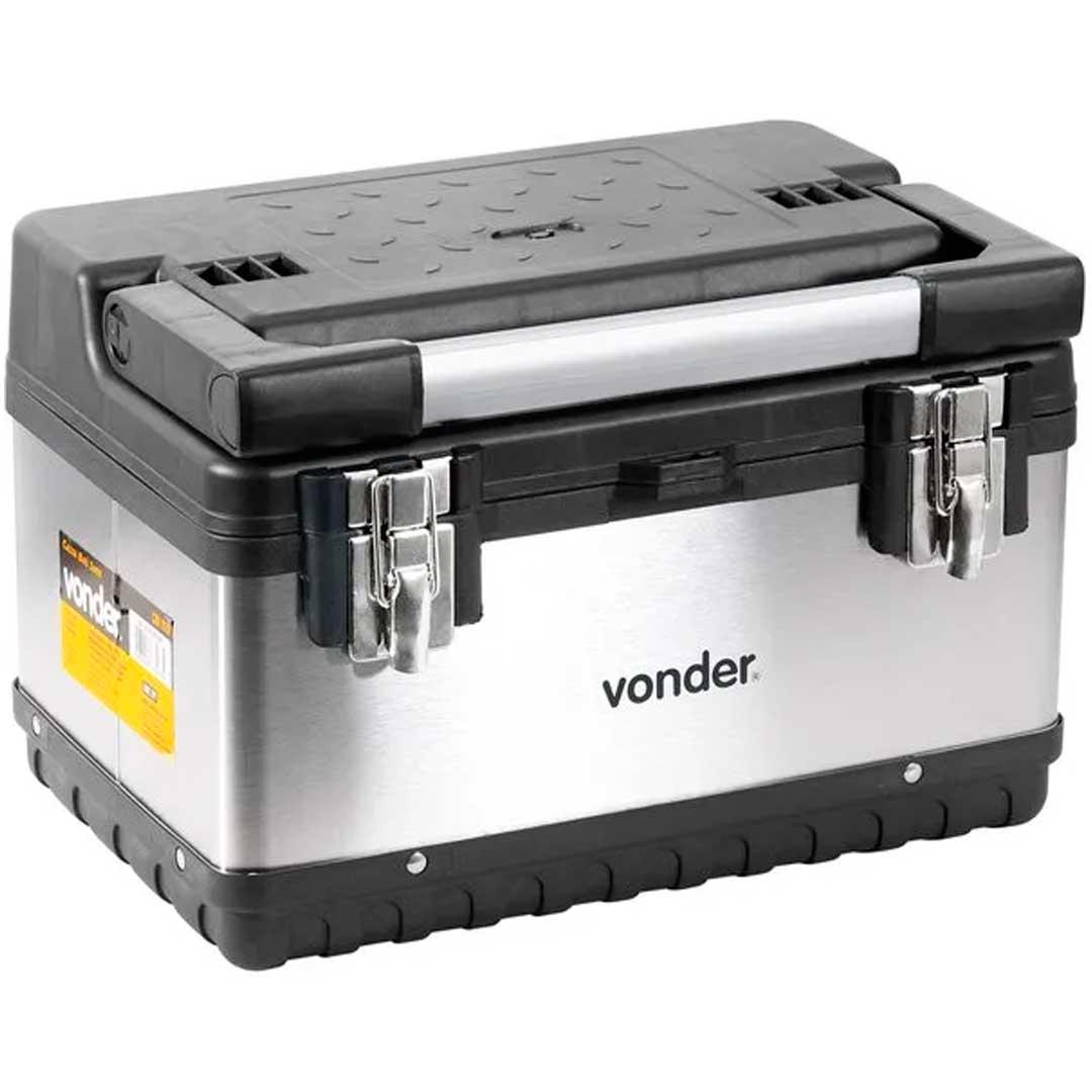 Caixa Bau Inox Cbi 020 -6105000200-Vonder