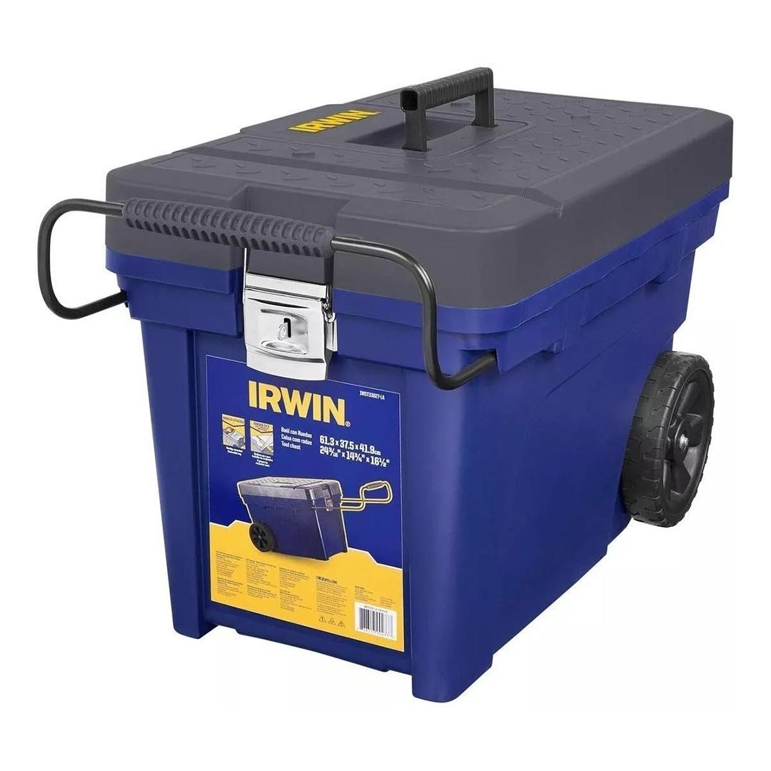 Caixa Bau Organizador Contractor C/ Rodas IWST33027-LA Irwin