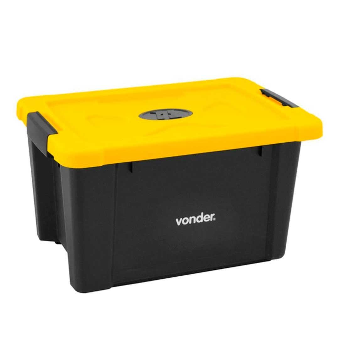 Caixa Bau Plastico Cbv 021-6105021000- Vonder