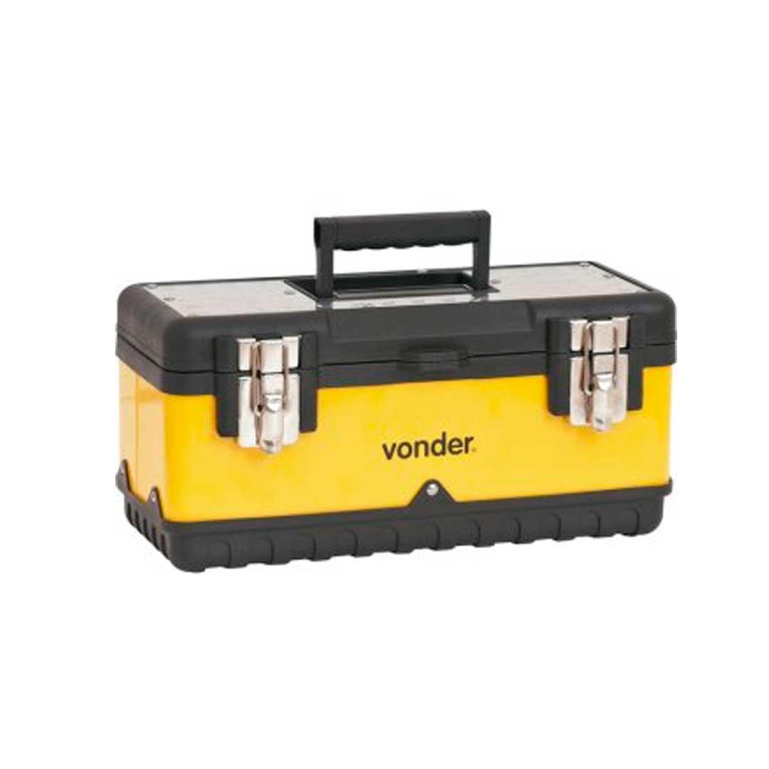 Caixa De Ferramenta Metalica Cmv-0380 Vonder - 61 05 380 000
