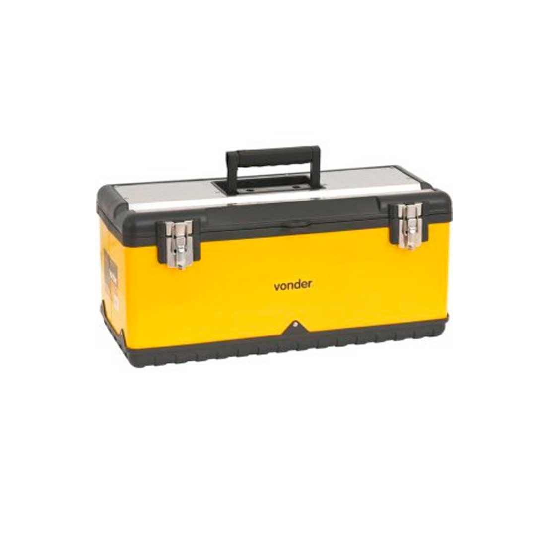 Caixa De Ferramenta Metalica Cmv-0590 Vonder - 61 05 590 000