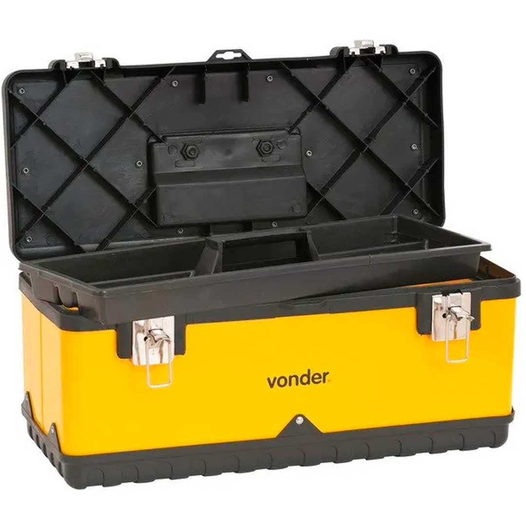 Caixa Ferramenta Metalica Cmv-0500-6105500000-Vonder