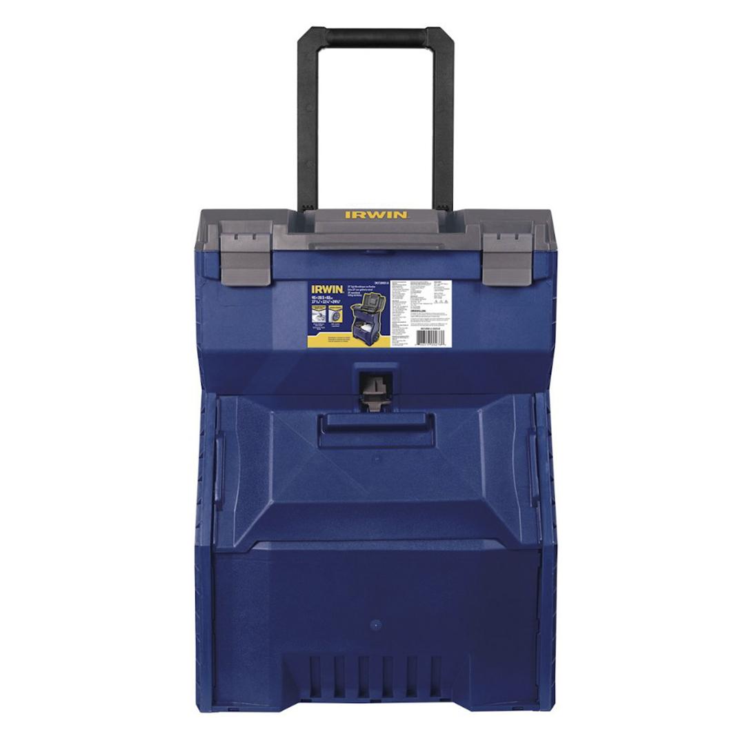 Caixa de Ferramentas Monobloco C/ Rodas Irwin - IWST8800-LA