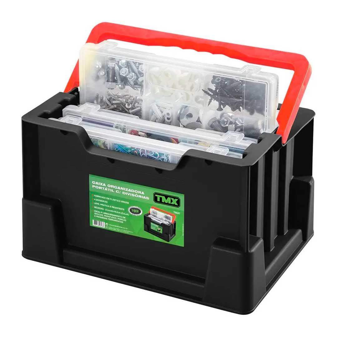 Caixa Organizadora Profissional-T6537-Tmx