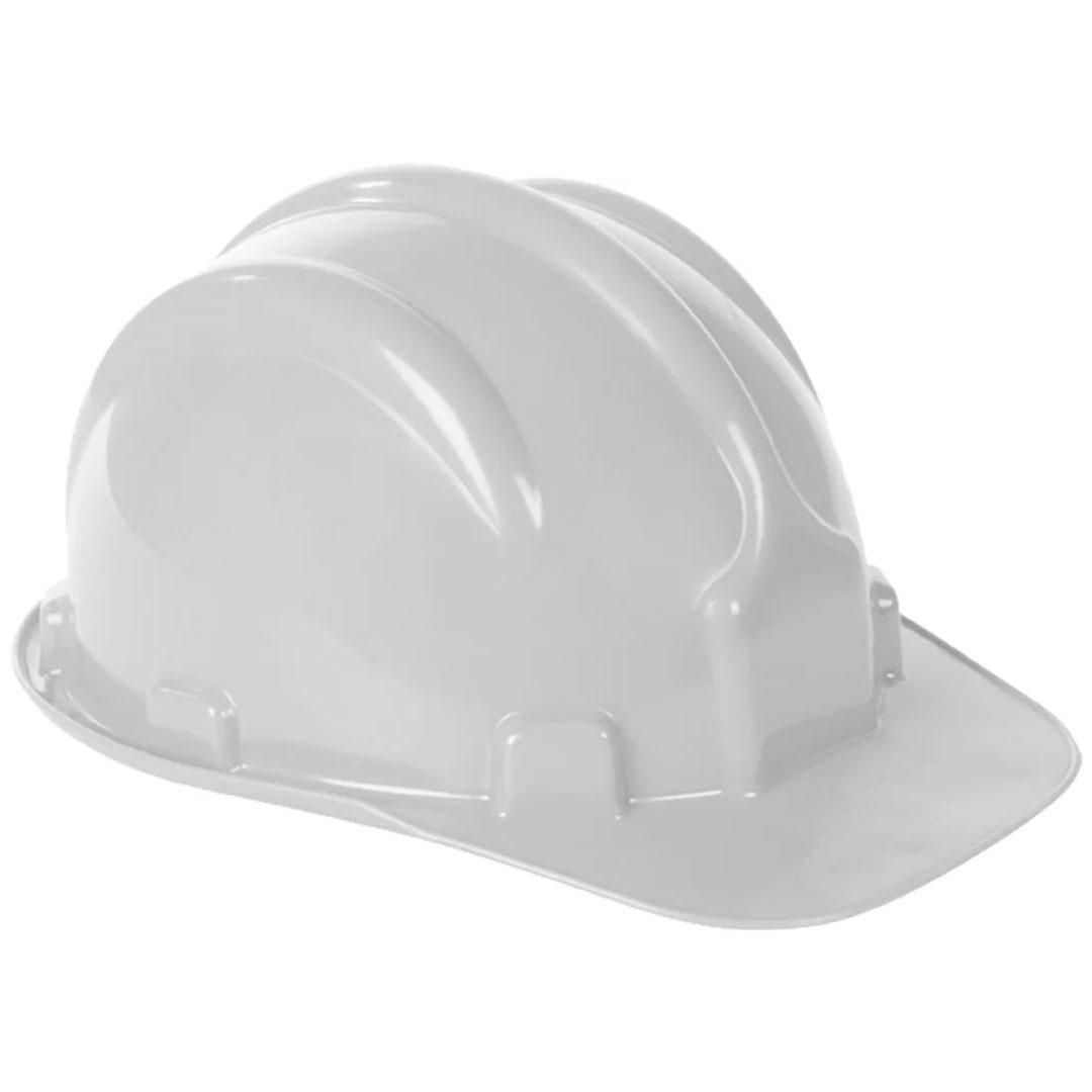 Capacete Segurança PLT Branco PLASTCOR 700.00467 CA 31469 Classe B