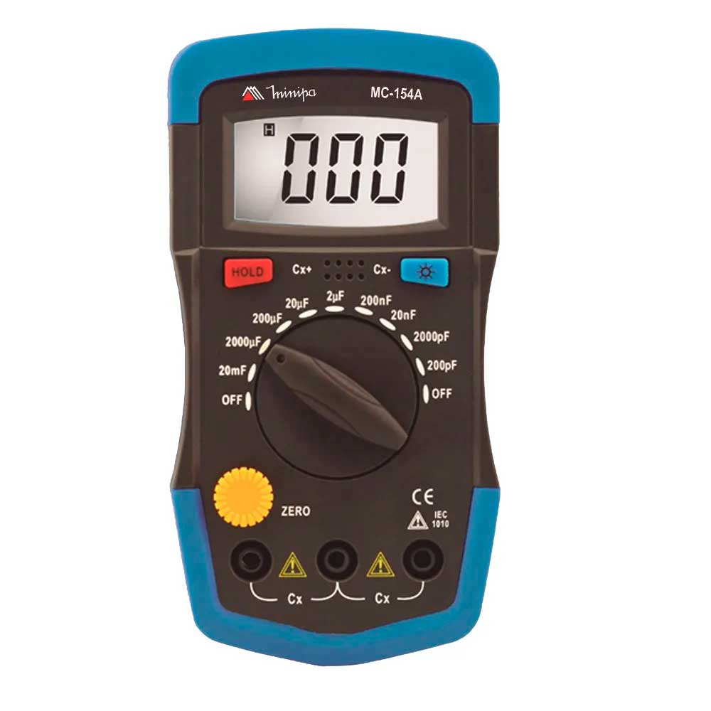 Capacímetro Minipa MC-154A