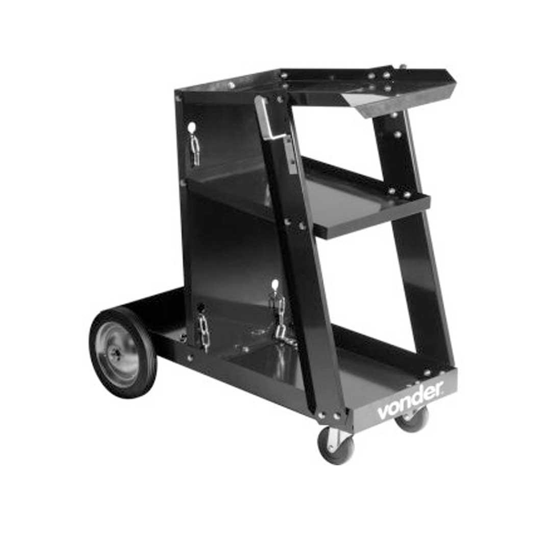 Carrinho Portatil Para Maquina De Solda Vonder  - 61 60 000 050