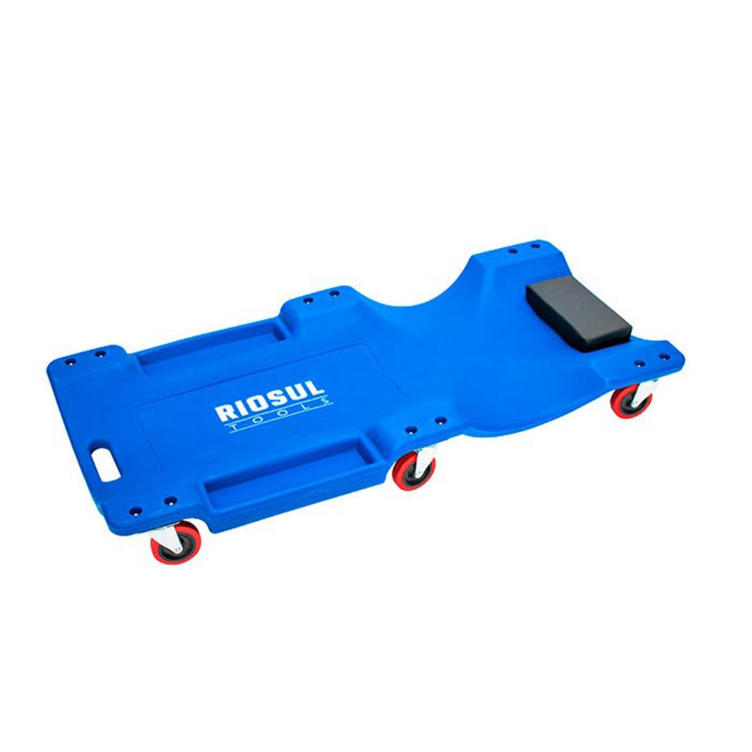 Carro Esteira P/ Mecânico Riosul Tools - R070027