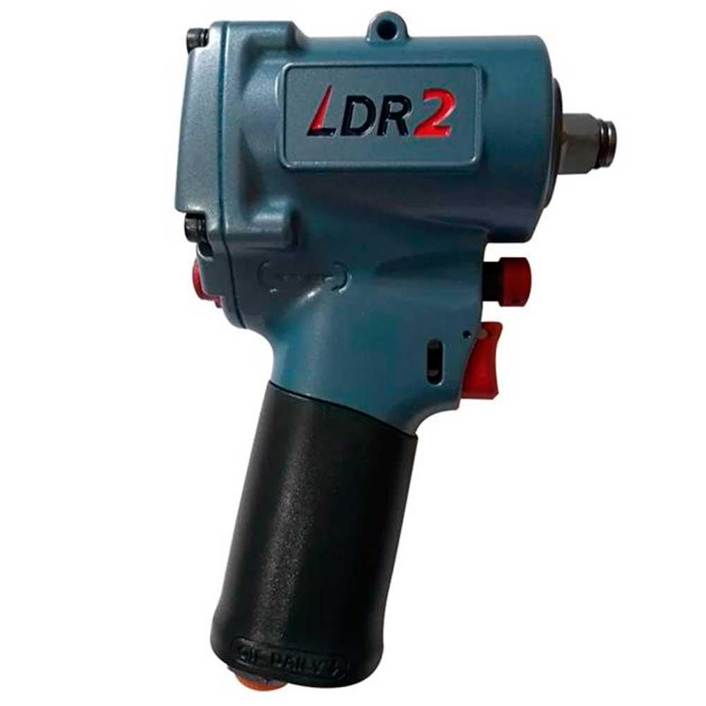 Chave De Impacto Pneumática Ldr2 DR1-1421 60 Kgfm Mini 1/2Pol