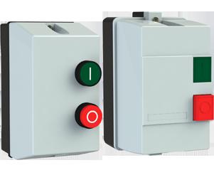 Chave de Partida Eletromagnética Mono 2CV / TRI 5CV (Contactora) BRASILTEC PDB-18130