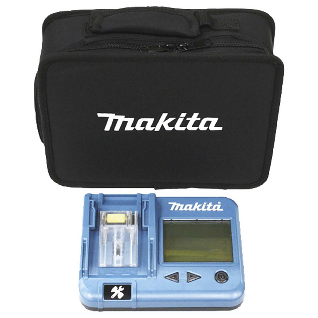 Checador de Bateria Portátil MAKITA BTC-04 198038-8