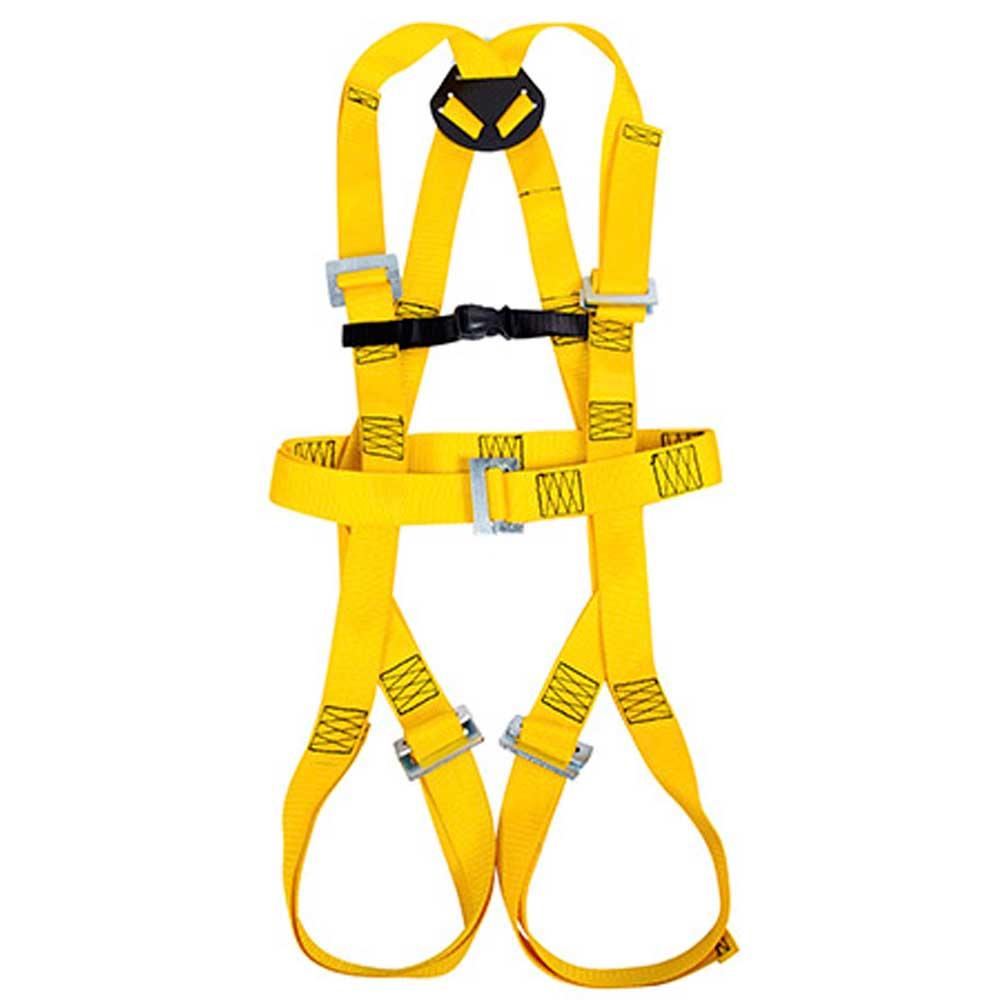 Cinto Segurança Paraquedista 5 Fivelas 7510 - Ledan