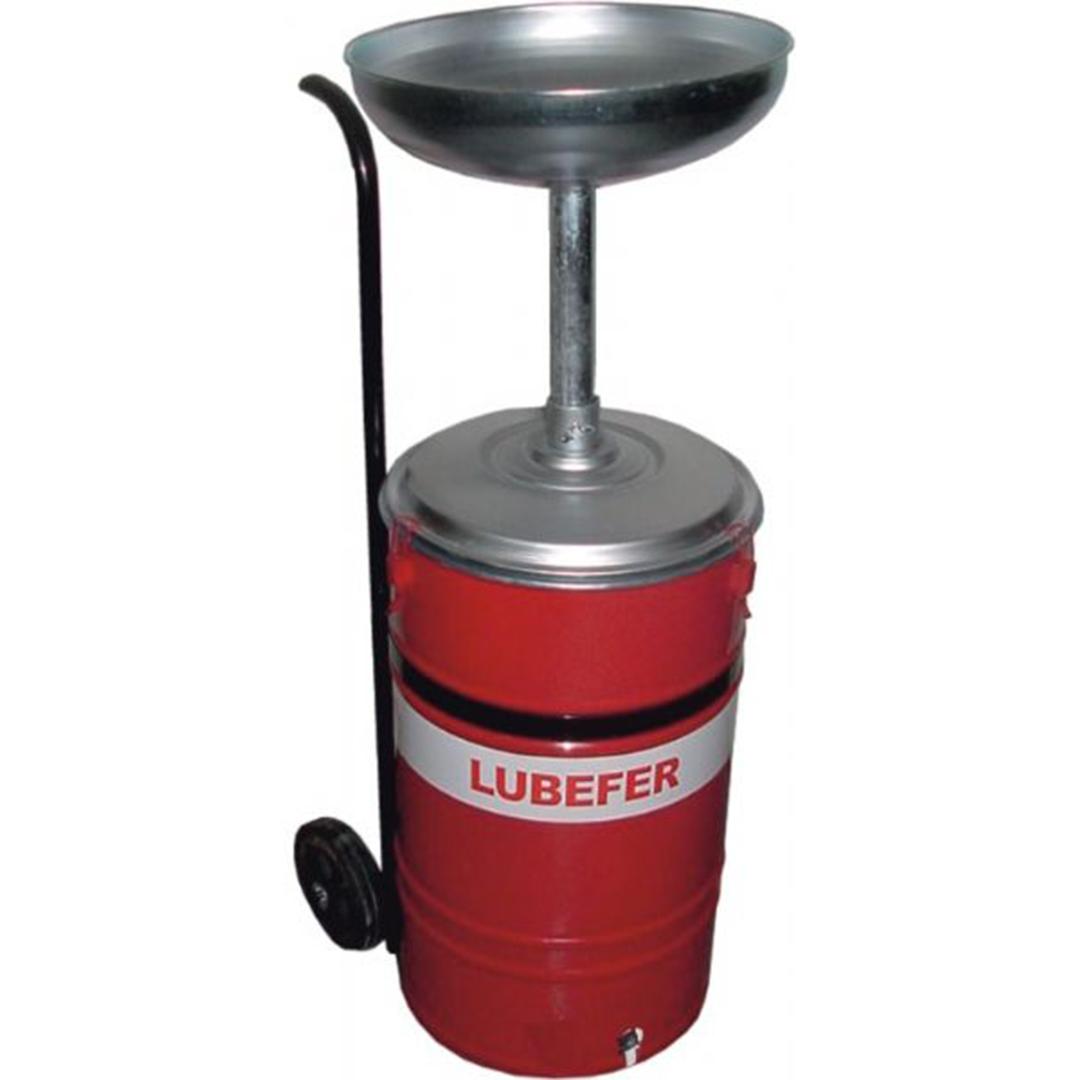 Coletor De Oleo 50 Litros Lubefer LUB-COL2