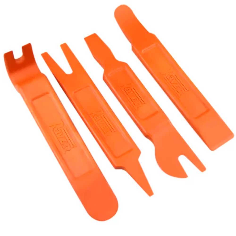 Conjunto de Espátulas Plásticas 107200- RAVEN