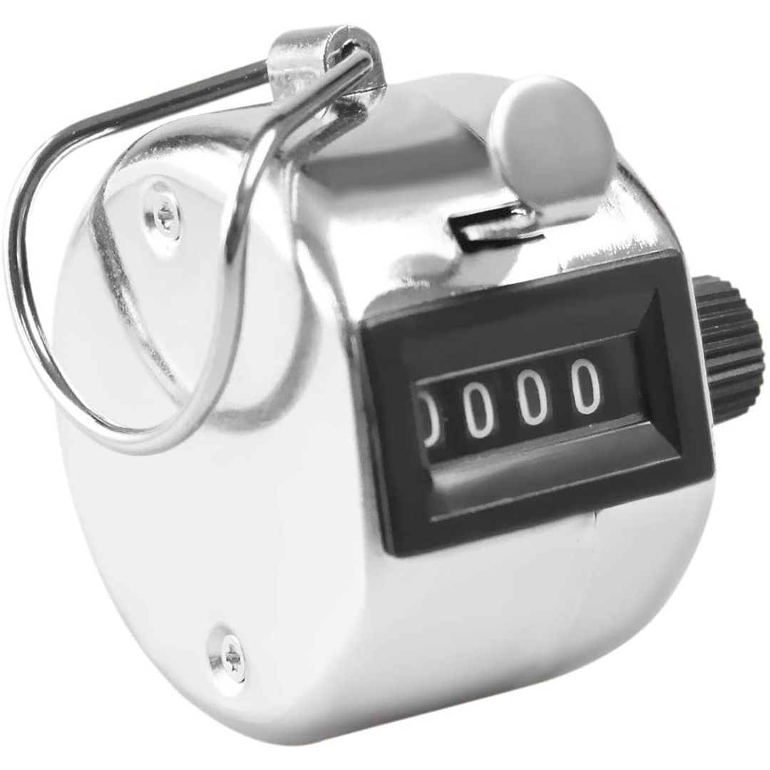 Contador 4 Digitos Manual Noll - 110,0001