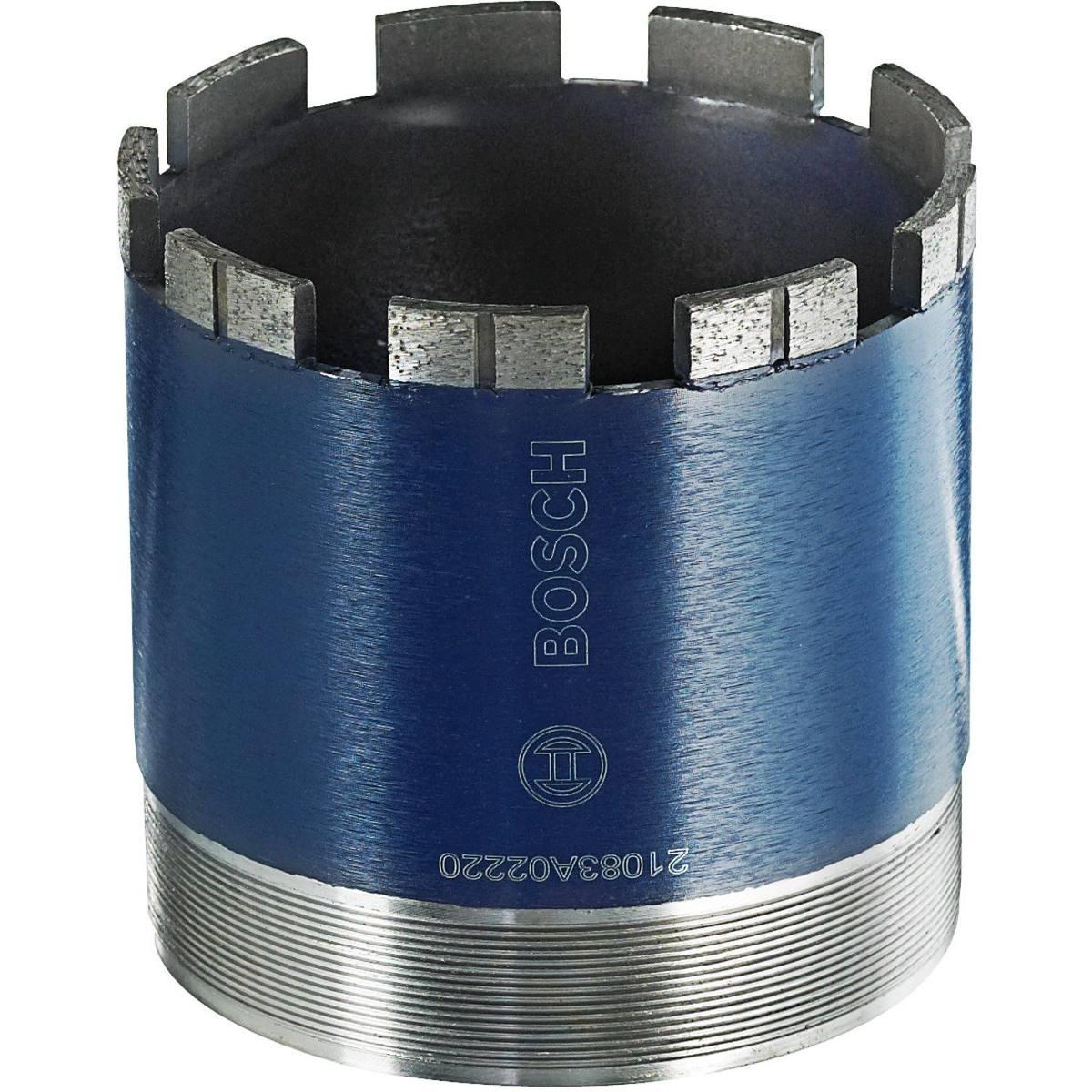 Coroa Diamantada 108 mm  4. 1/4 - Bosch