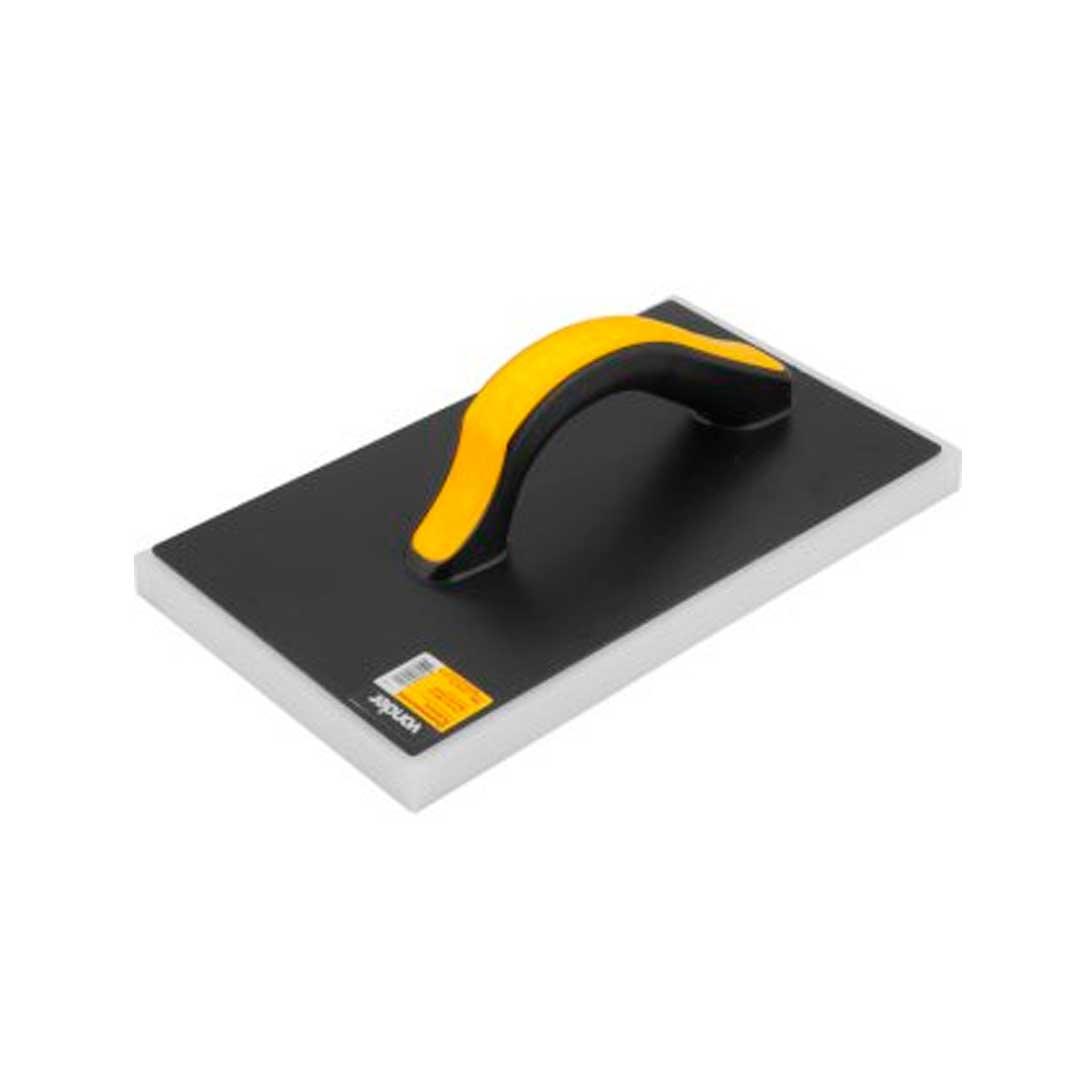 Desempenadeira Plastico Com Espuma 170 X 300mm Vonder 33 28 301 710