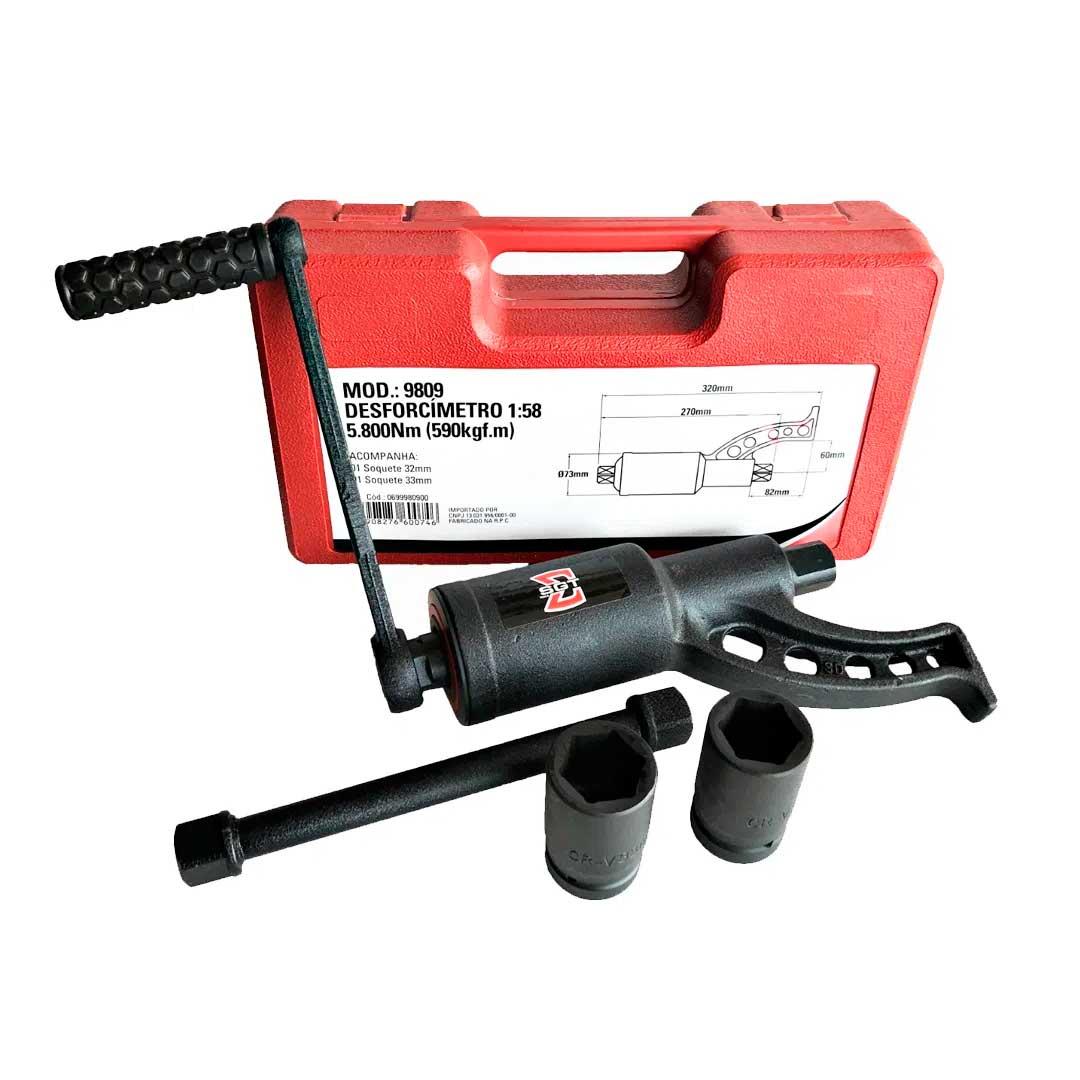 Desforcimetro 5800nm Sigma SGT-9809