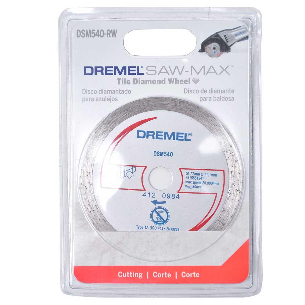 Disco de Corte Diamantado para Azulejo Sm540 Dremel