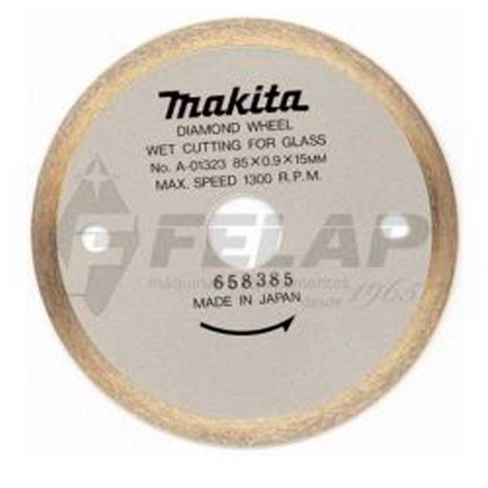Disco de Corte Diamantado Para Cortar Vidro A-01323-Makita