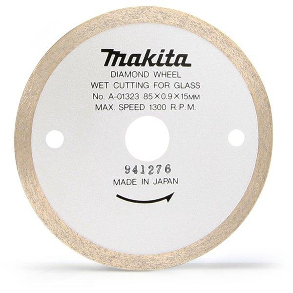 Disco de Corte Diamantado 85mm Para Cortar Vidro A-01323 Makita