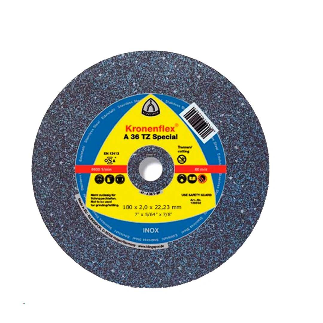 Disco De Corte Inox 7