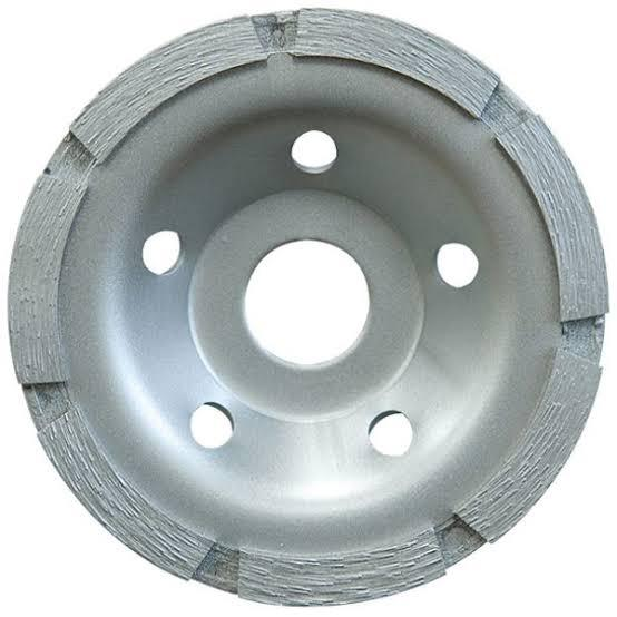 Disco de Desbaste Diamantado Segmentado para Concreto 100Mm - Hessen