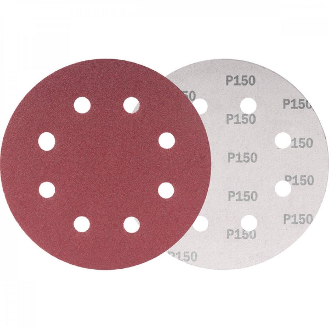 Disco de Lixa com Velcro 7