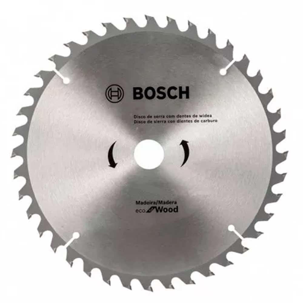 Disco de Serra Circular 184mm 60 dentes - ECO BOSCH-2608644331-000