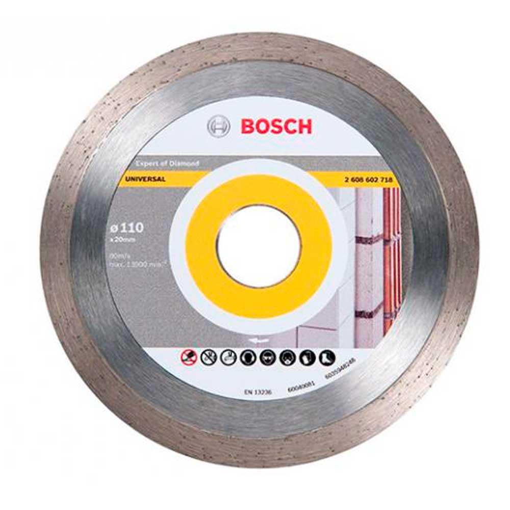 """Disco Diamantado Expert Continuo 110mm 4.3/8"""" - 2608602718 - Bosch"""