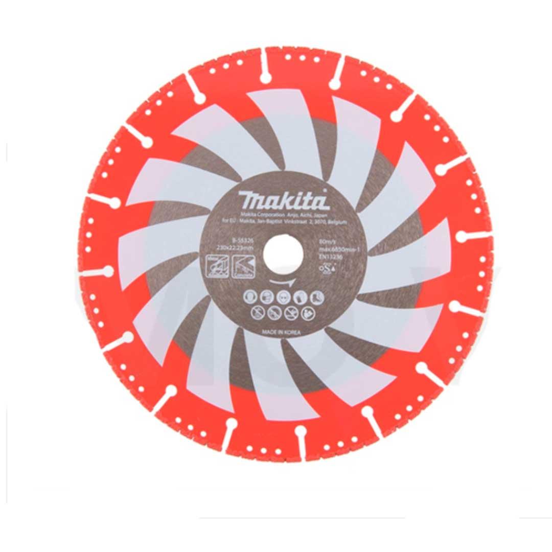 """Disco Diamantado Resgate 14"""" B-55348 Makita"""