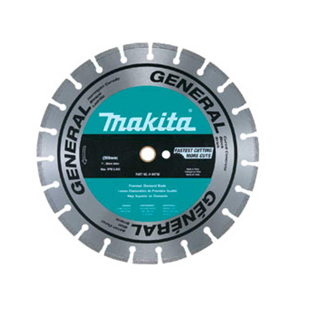 "Disco Diamantado Segmentado 12"" 300mm A-94720-Makita"