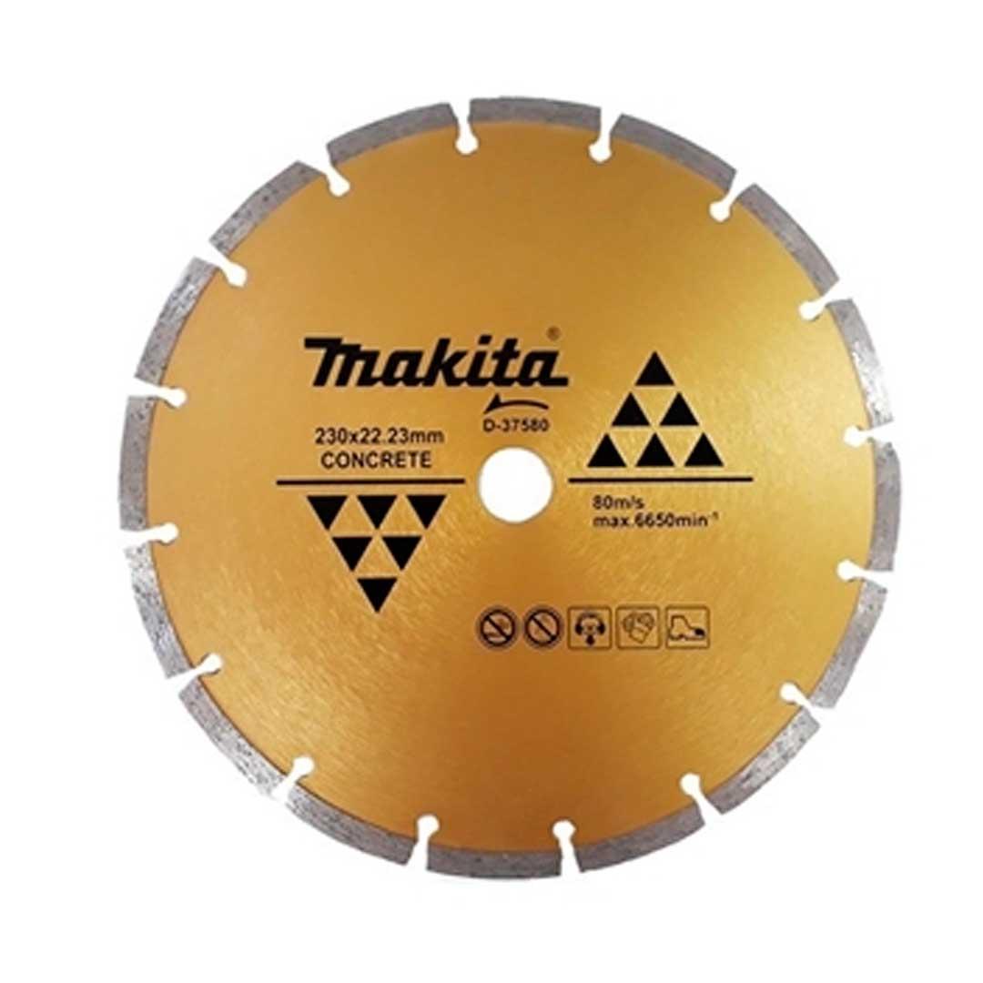 "Disco Diamantado Segmentado 9"" 230mm D-37580-Makita"